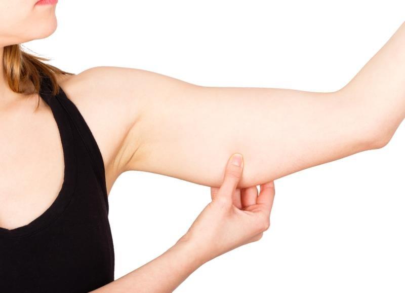 Как Похудеть Предплечьям Рук. Как похудеть в руках и плечах быстро не накачивая их